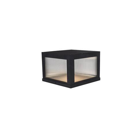 Avenue Lighting AV9905BLK LED Pillar Mount Avenue Outdoor Black - One Size