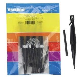 "Raindrip 382005B Stake for Low-Flow Sprinkler, 8"", 5/Pk"