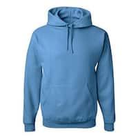 Jerzees NuBlend Hooded Sweatshirt - Columbia Blue - 4XL