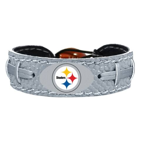 Pittsburgh Steelers Bracelet Reflective Football