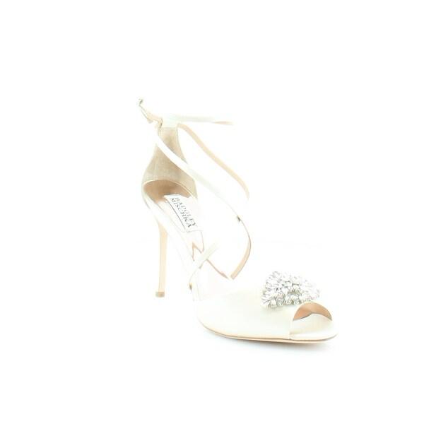 Badgley Mischka Tatum Women's Heels Ivory