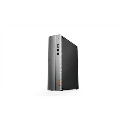 Refurbished Lenovo IdeaCentre 310S-08ASR AMD A9-9425 4GB 1TB DVD W10H