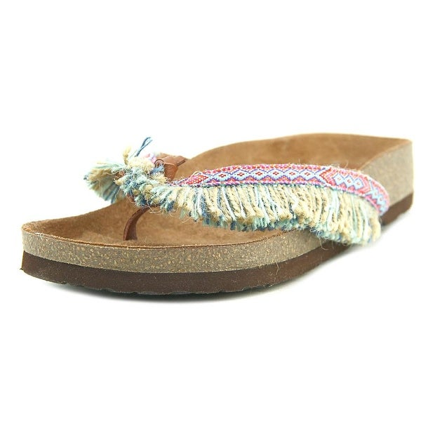 Dolce by Mojo Moxy Estrella Blue Multi Sandals