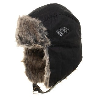 Game of Thrones Stark Faux Fur Trapper
