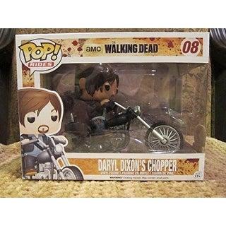 Funko Pop Rides: The Walking Dead - Daryl Dixon's Chopper