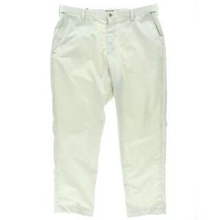 Izod Mens Big & Tall Wrinkle Free Classic Fit Chino Pants