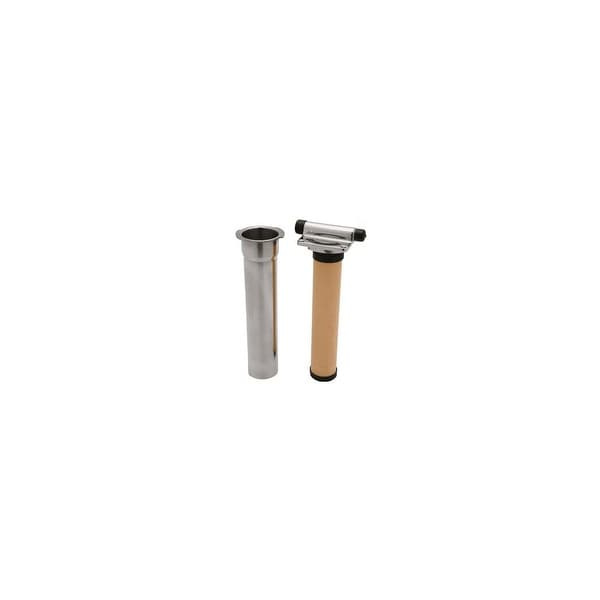Rohl U.1812-2 Perrin and Rowe Inline Filter with Cartridge - n/a - N/A