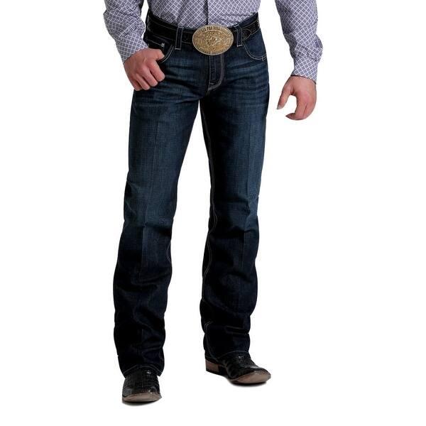 più Un efficace tempesta di neve  Shop Cinch Western Jeans Denim Mens Carter 2.4 Relaxed Bootcut - Overstock  - 25896755