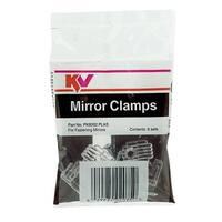 Knape & Vogt Mirror Clips PK6092PLAS Unit: PKG