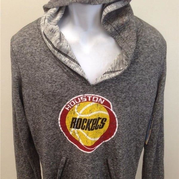 7c7cd96ea09 Shop Houston Rockets Womens Size L Large Light Weight Hoodie  70 - Free  Shipping Today - Overstock - 23068112