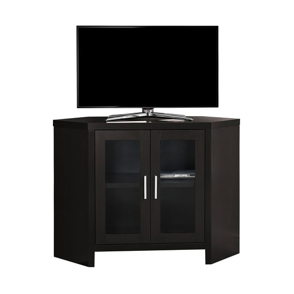 Shop Monarch Specialties I 2700 42 Inch X 15 Inch Wood Tv Stand