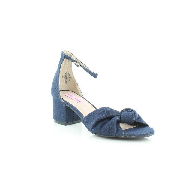 Betsey Johnson Ivee Women's Sandals & Flip Flops Denim
