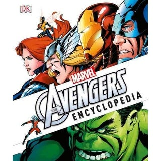Marvel's the Avengers Encyclopedia - Matt Forbeck, Dan Wallace, et al.