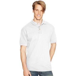 Hanes ComfortSoft Cotton Pique' Men's Polo
