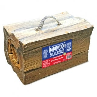 EcoForest Firewood 8-97162-00063-0 Mixed Premium Kiln Dried Hardwood, 0.75 CuFt