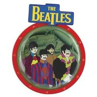 Carlton Cards Heirloom The Beatles Yellow Submarine Porthole Disc Christmas Ornament