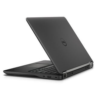 "Dell Latitude E7450 Intel Core i3-5200U X2 2.2GHz 8GB 256GB SSD 14"", Black (Certified Refurbished)"