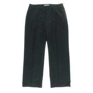 Kasper Womens Petites Woven Straight Leg Dress Pants - 12P