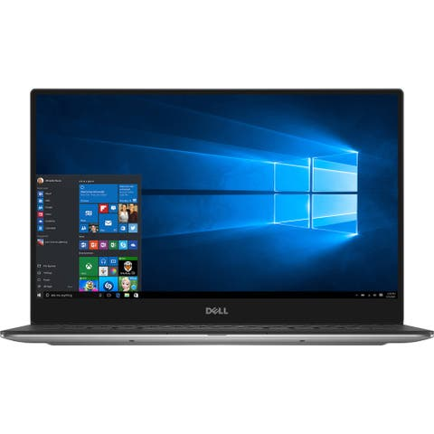 """Dell XPS 13 9360 i7 8GB 256GB SSD Touch 13"""" Win10Pro (Refurbished)"""