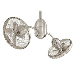 Matthews Fan Company Dagny 2 Light Ceiling Fan