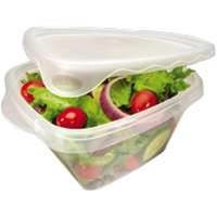 Rubbermaid 7F68RETCHL Take Alongs Square Containers  pack of 12