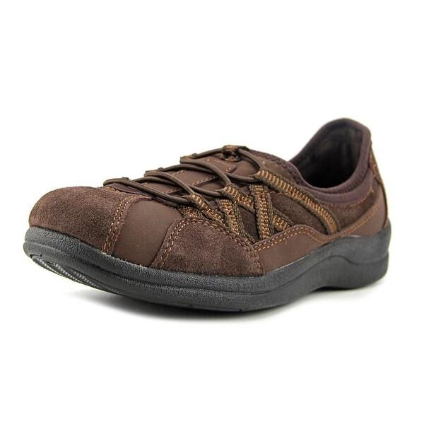 Easy Street Laurel Brown Walking Shoes