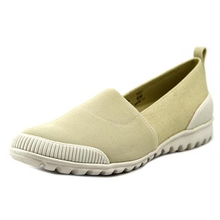Cougar Sparkle Women Round Toe Canvas Loafer