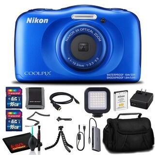 Link to Nikon COOLPIX W300 Digital Camera (Yellow) Ultimate Essentials Kit - Black Similar Items in Digital Cameras