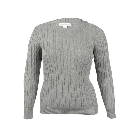 c17a7b008 Charter Club Women's Sweaters | Find Great Women's Clothing Deals ...