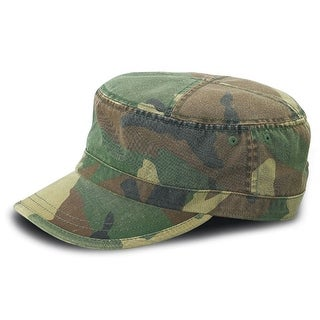 Enzyme Regular Army Caps-Camouflage