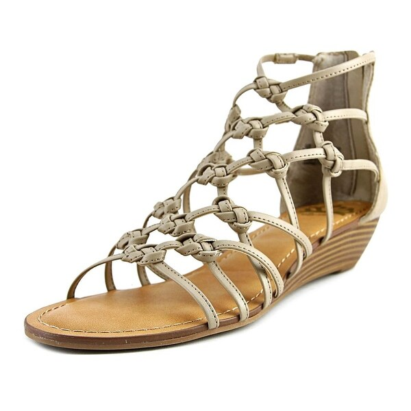 Fergalicious Garnett Women Nude Sandals