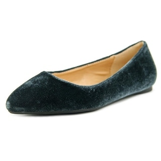 Penny Loves Kenny Aaron II Women  Pointed Toe Canvas  Flats