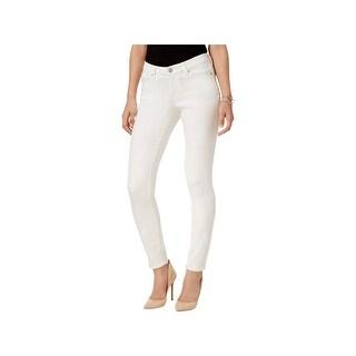 Vintage America Womens The Boho Skinny Jeans Comfort Casual