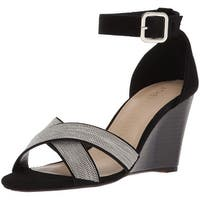 Athena Alexander Womens Zorra Open Toe Casual Ankle Strap Sandals