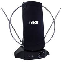 NAXA Amplified HDTV Digital Antenna - clear Television Reception UHF & VHF