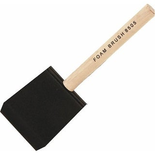 Mintcraft 850520 High Density Foam Brush, 2""