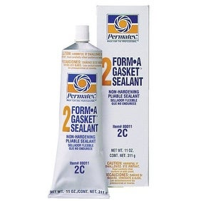 Permatex 80011 Form A Gasket Sealant No. 2 , 11 Oz