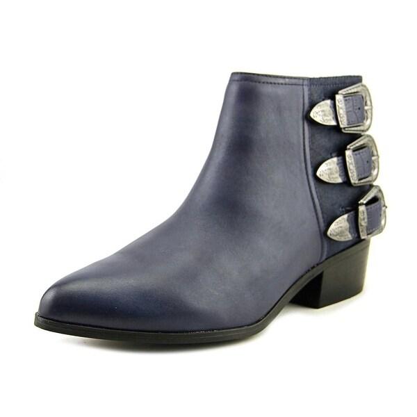 Aldo Marentette Blue Boots