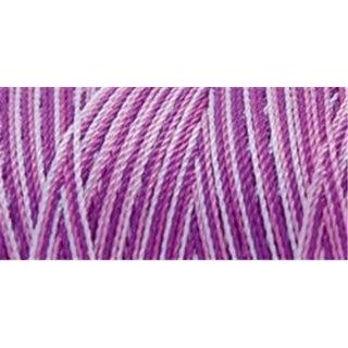 Iris 418062 Nylon Thread Size 2 275 Yards-Purples Print