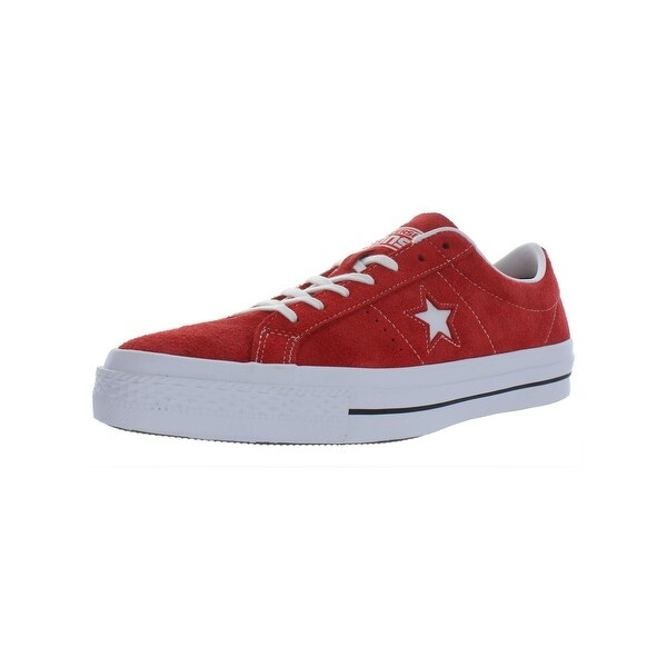 644f7c9b1fbc Shop Converse Mens One Star Ox Skate Shoes Suede Low Top - Free ...