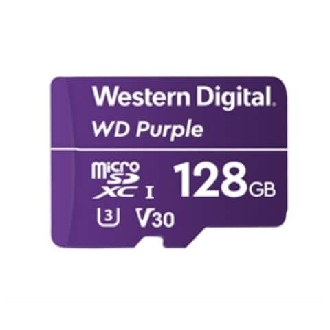 Western Digital Flash Memory WDD128G1P0A 128GB SDA6.0 UHS 3 microSD XC Retail