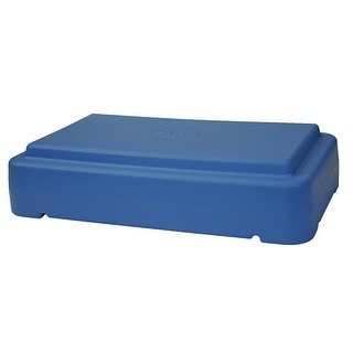 Step Fitness 6 in Stackable Step, Blue