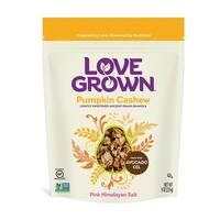Love Grown 319405 Pumpkin Cashew Premium Granola, 9 oz - Pack of 6
