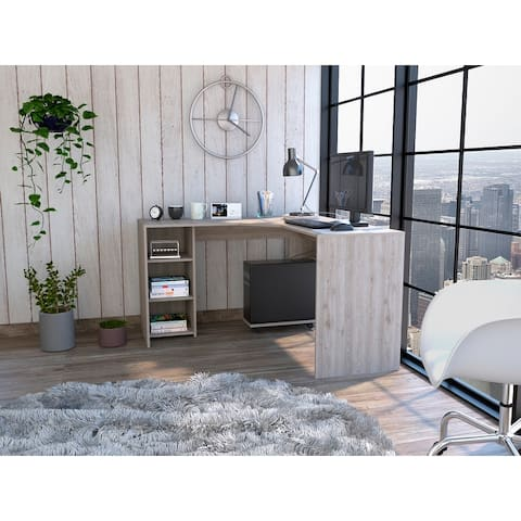 FMC Panama L shaped desk