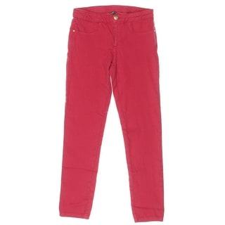 Zara Girls Skinny Fit Stretch Colored Skinny Jeans - 11/12