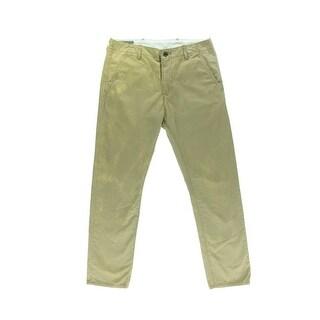 Levi's Mens Twill Flat Front Chino Pants