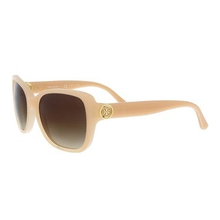 Tory Burch TY7086 128213 Light Coral Square Sunglasses - 55-18-135