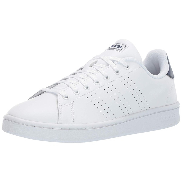 Adidas Mens Advantage Leather Low Top