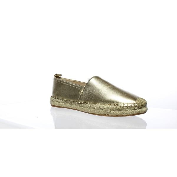 84ecddaf155a Shop Sam Edelman Womens Khloe Gold Espadrilles Size 7 - Free ...