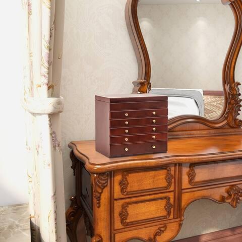Jewelry Chest Jewelry Organizer Box Case